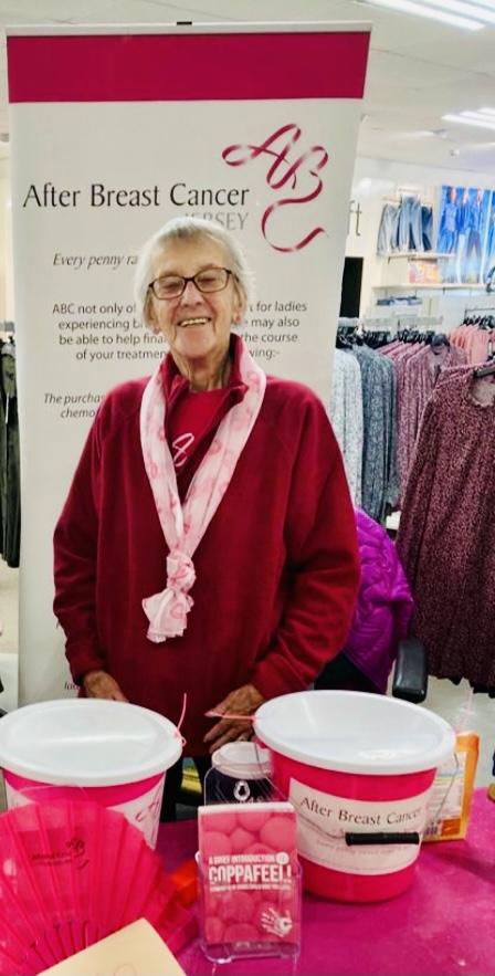 Margie - Founder Member